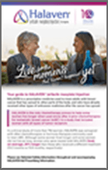 Important Information about HALAVEN and Metastatic Breast Cancer for your HALAVEN Patients